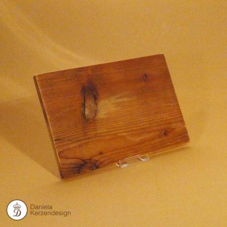 Holzteller Holzringe