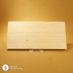 Holzteller Kirschholz massiv, unbehandelt