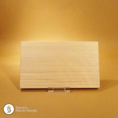 Holzteller Esche massiv kleiner